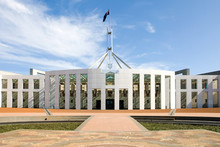 Parilament House, Canberra, Au...