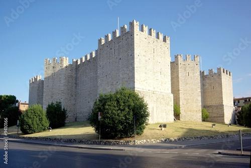 Fotografie, Obraz  Prato, veduta del Castello dell' Imperatore