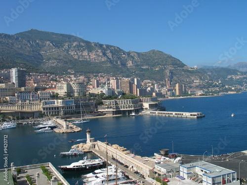 Spoed Foto op Canvas Oceanië Monaco