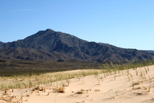 Kelso Sand Dunes, Mojave Deser...