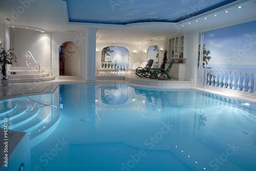 Fotografie, Obraz  piscina