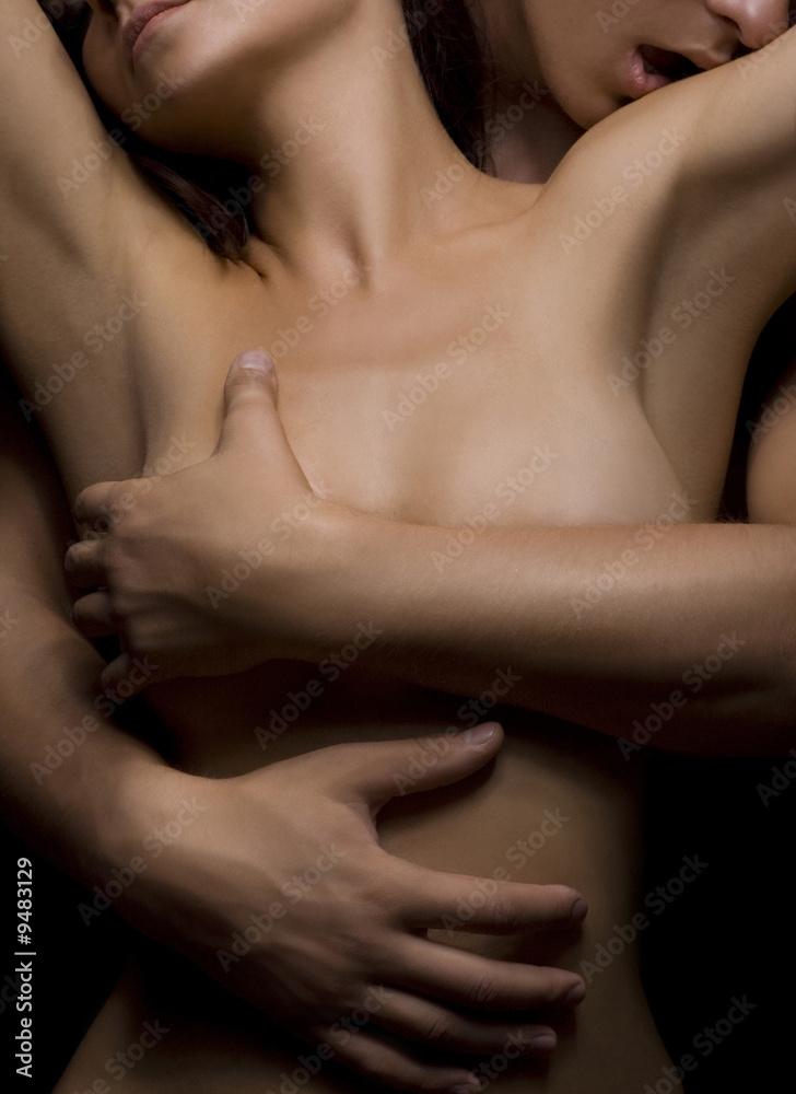Fototapety, obrazy: Akt erotyczny