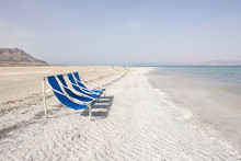 Chairs In The Dead Sea