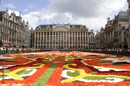 Poster Brussel Grand-Place de Bruxelles