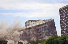 Demolition Of 1960s Building I...