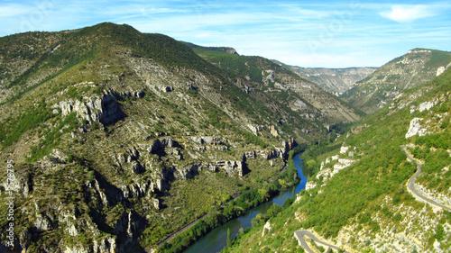 Fotografie, Obraz Gorges du Tarn