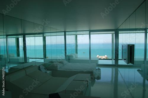 Foto op Aluminium Luchthaven Ultra modern hotel in Antalya