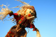 Straw Scarecrow