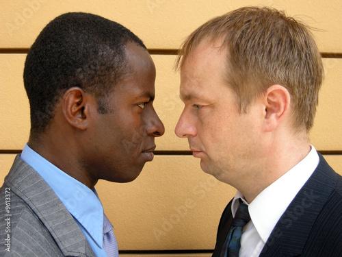 Valokuva  Rassismus