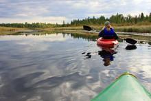 Autumn Kayaking
