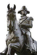 Statue Of George Washington At...