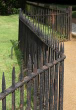 Iron Pailing Fence