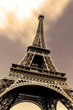 Fototapeta Eiffel Tower - tour eiffel