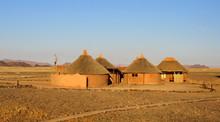 Lodge Dans Le Namib