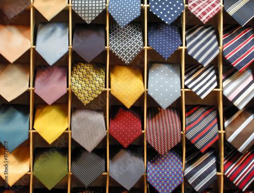 Cuadros en Lienzo Krawatten in Rom