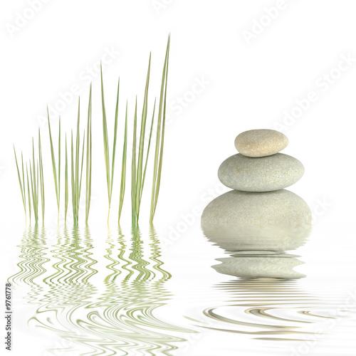 Foto op Canvas Zen Zen Simplicity