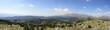 panoramique des lacs de montagne du capcir
