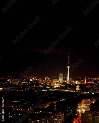 berliner skyline © masterric3000