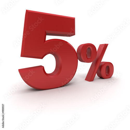 Photographie  offre 5 %