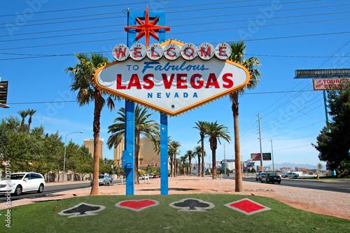 Tuinposter Las Vegas Las Vegas, USA