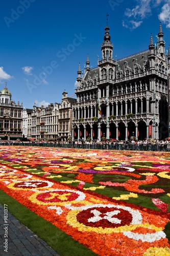 Recess Fitting Brussels flowercarpet 2008 Brussel
