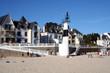Leinwandbild Motiv phare de port maria à quiberon