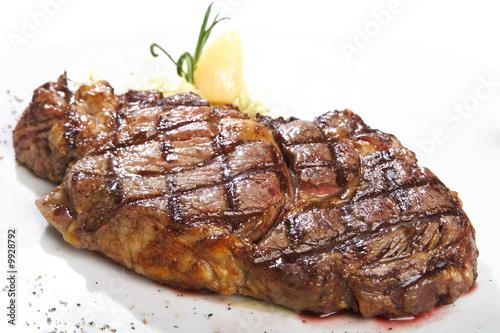 Papiers peints Steakhouse juicy steak