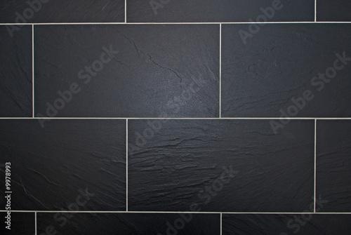 Textur für Schieferfliesen Wallpaper Mural