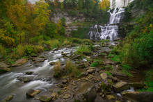 Chittenango Falls