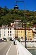L'Isère à Grenoble