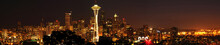 Beautiful Panorama Of Seattle ...