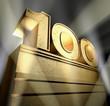 Leinwanddruck Bild - 100 anniversary