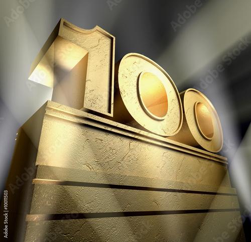 Fotografía  100 anniversary