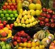 Fruits couleurs
