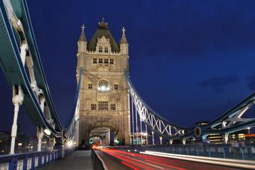 Fototapeta na wymiar Tower Bridge