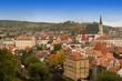 town Cesky Krumlov