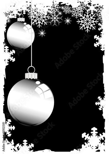 Noël En Noir Et Blanc Buy This Stock Vector And Explore