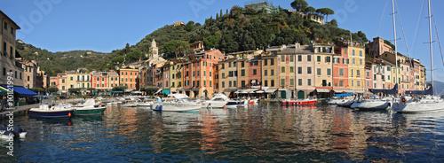 Canvas Prints Portofino, panorama