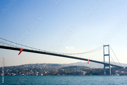 Obraz na plátně The Bosphorus Bridge