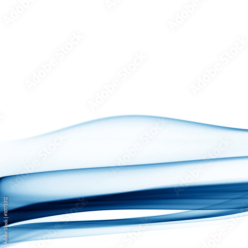 Fototapety, obrazy: blue smoke abstract background close up