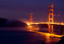 Bridge & Fog