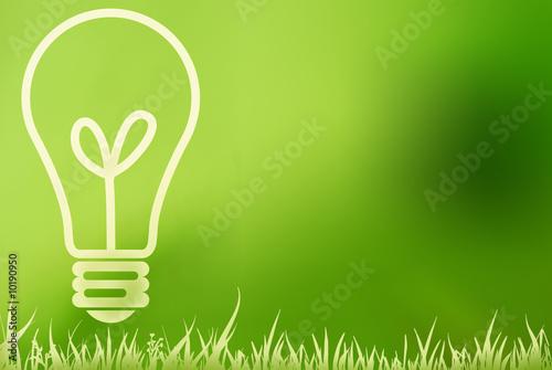 Photo concept idée ecologique