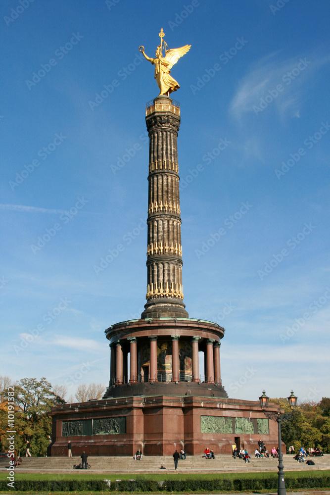 Foto-Lamellen (Lamellen ohne Schiene) - Siegessäule Berlin