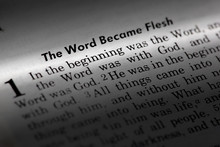 John 1:1 - The Word Became Fle...