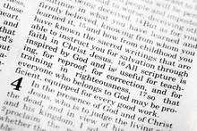 2 Timothy 3:16 - A Popular Ver...