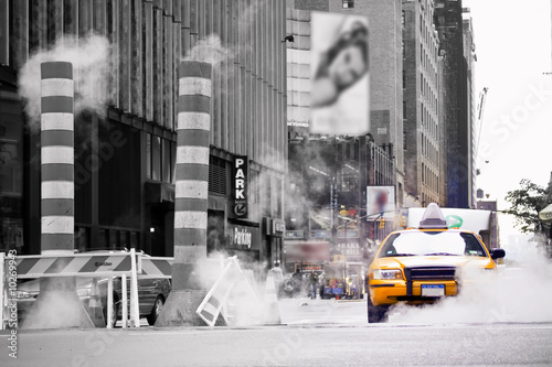 Photo taxi new york