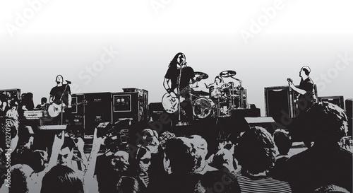 Fotografia, Obraz  Concert X
