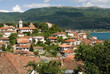 Ohrid city general view