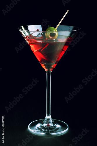 Fotografie, Tablou  Martini