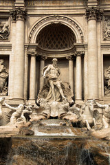 Fototapeta Trevi Fountain